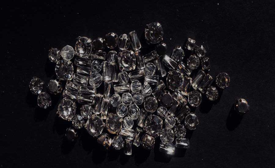 qualité d'un diamant